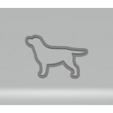 Koekvorm Labrador Retriever