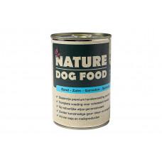 Nature Dog Food -Eend, Zalm, Garnalen & Spinazie