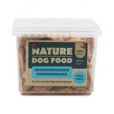 Nature Dog Food -Gevriesdroogde Snack 100% Eend